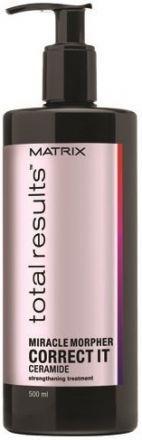 Matrix Miracle Morpher Correct It Ceramide концентрат для восстановления повржденных волос, 500мл