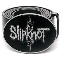Пряжка Slipknot (овальная пряга), Комплект поставки товара Пряжка (без ремня)