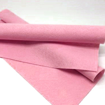 Фетр однотонный, цвет D03, 1824243-1 (70*50 см, толщина 1 мм, 10 листов в упаковке)