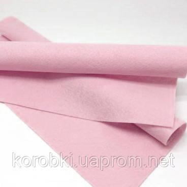 Фетр однотонный, цвет D22, 1824243-1 (70*50 см, толщина 1 мм, 10 листов в упаковке)