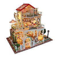 Интерьерный конструктор/ Кукольный домик- DIY House Be enduring as the universe