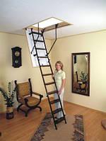 Чердачная лестница с люком Oman Metal T3