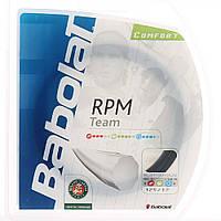 Теннисные струны BABOLAT RPM TEAM 12M BLACK