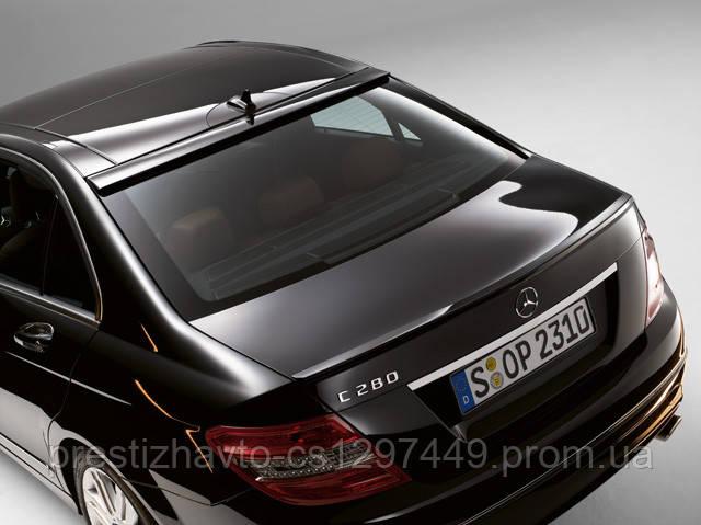 Спойлер на заднее стекло для Mercedes S-Сlass W221