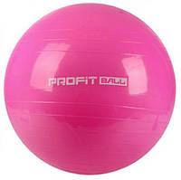 Мяч для фитнеса (MS 0383) 75 см, 5 цветов, фото 1