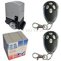 AN-Motors ASL500KIT автоматика для откатных ворот комплект, фото 1