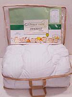 Одеяло детское Малютка Магия Снов белый 110*140