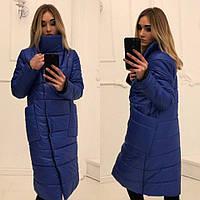 473b16d333d Зимнее Длинное Пальто на Синтепоне — Купить Недорого у Проверенных ...