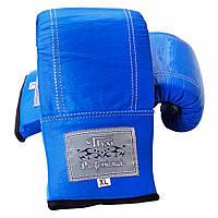 Снарядные перчатки Thai Professional BG6 Blue