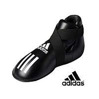 Киксы для кикбоксинга Adidas Black (ADIBP04)