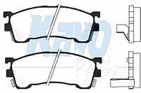 Тормозные колодки передние на Mazda 323 BJ (KAVO)