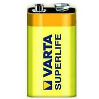 Батарейка Varta SUPERLIFE 1 ZINK-CARBON * 1 fol (2022101301)