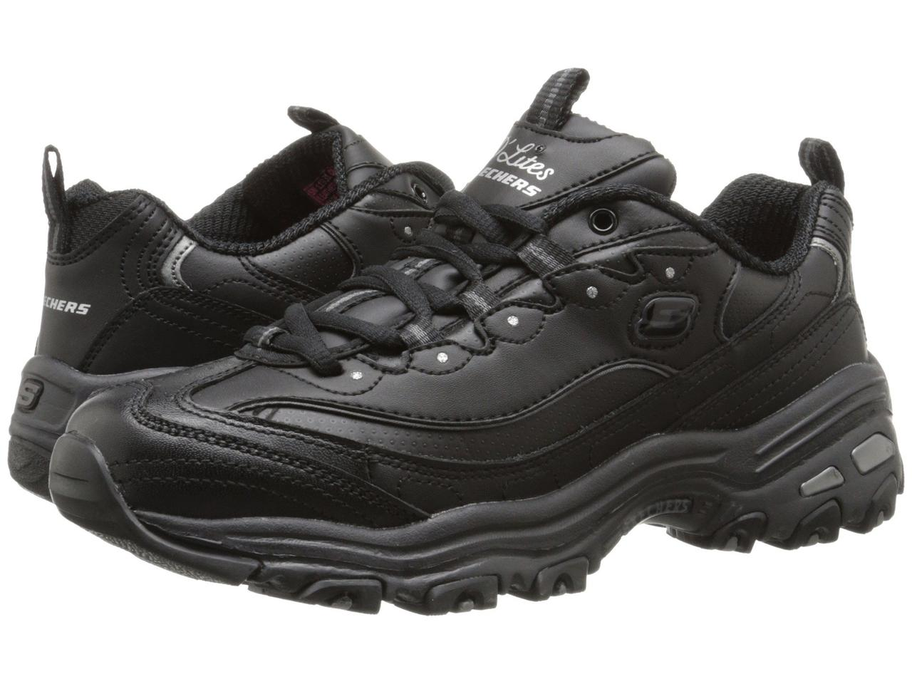 eb430e16b70 Кроссовки SKECHERS D Lites - Fresh Start Black - Оригинал — в ...