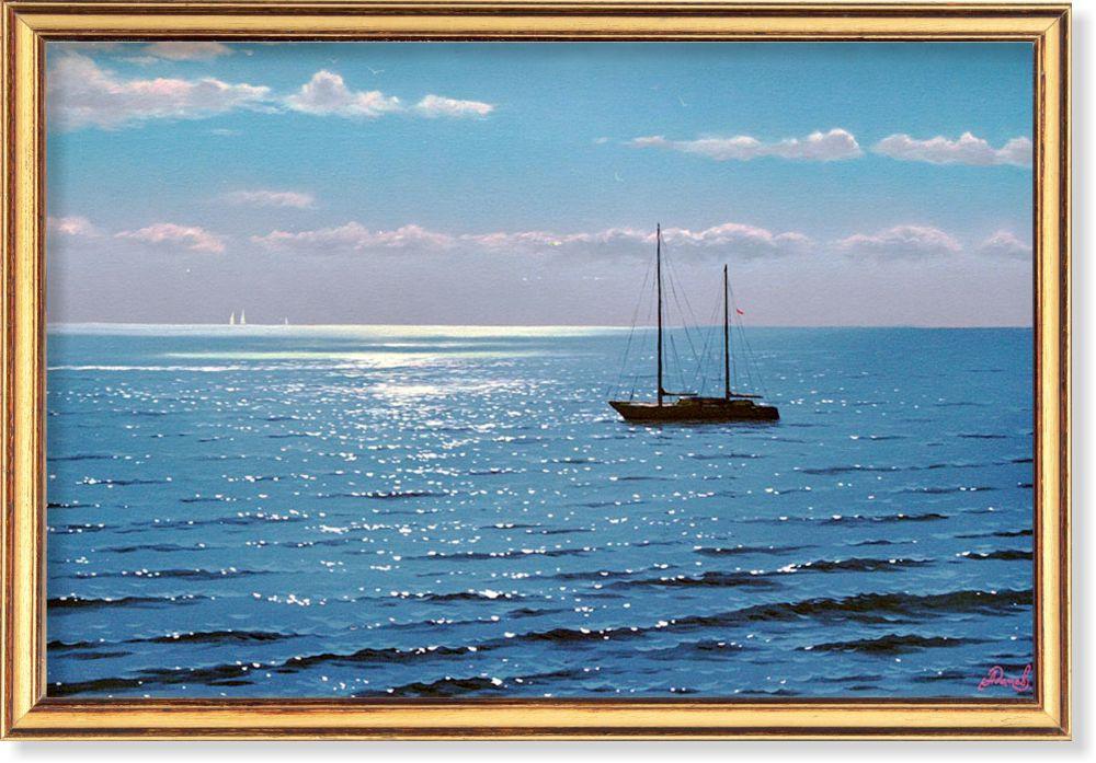 Репродукція сучасної картини «На Азовському морі» 50 х 80 см