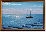 Репродукция современной картины  «На Азовском море» 50 х 80 см