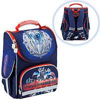 Рюкзак шкільний каркасний 501 TF-2