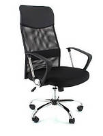 Офисное кресло Prestige Signal Q-025 Black (OBRQ025Z), фото 1
