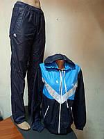 Женский спортивный костюм adidas плащёвка  ГВ  87