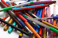Ручки Карандаши Фломастеры