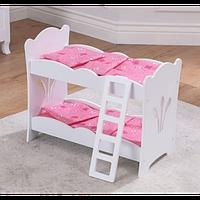 Кроватка для кукол KidKraft Lil Doll 60130