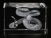 Сувенир голограмма Змея