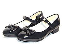 Красивые лаковые туфли Clibee  р 31-36