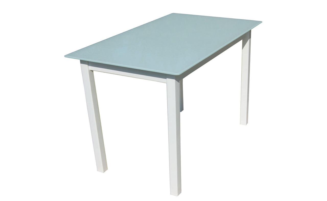 Стеклянный стол Монарх Белиссимо (1100*640*760 мм.)
