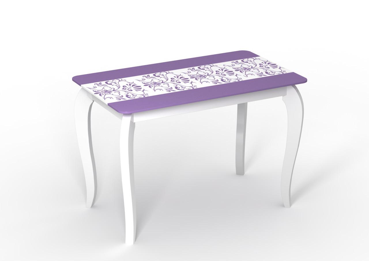 """Скляний стіл """"Імператриця Катерина"""", виробник """"Sentenzo"""""""