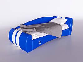 """Ліжко """"Формула"""" синя, виробник """"Sentenzo"""""""
