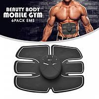 Стимулятор мышц пресса Beauty body mobile gym