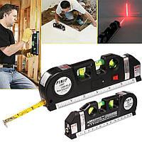 Лазерный уровень-рулетка Laser Level Pro3 Хит продаж!
