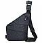Водонепроницаемая сумка антивор на одно плечо Cross Body, фото 2