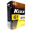 Моторное масло Kixx G1 5w-40   (4л), фото 5
