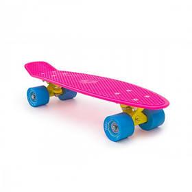 Скейтборд Baby Miller Original Fluor Pink (S01BM0014)