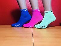 Носки спортивные демисезонные Adidas размер 35-41 ассорти