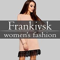 Просте пряме плаття - у фокусі уваги ваша особистість. Frankivsk Fashion