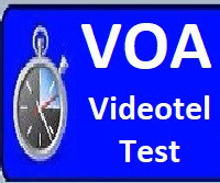 VOA (Videotel Test / Deck)
