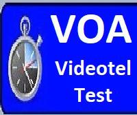 VOA (Videotel Test / Deck)