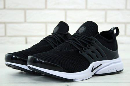 871046d2 Мужские кроссовки Nike Air Presto Low Black/White (Топ реплика ААА+) ...