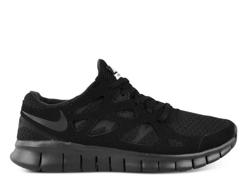 f26a13f6 Мужские кроссовки Nike Free Run 2.0 Black (Топ реплика ААА+), цена 1 ...