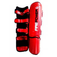 Защита голеностопа FirePower (FPSG5) Red