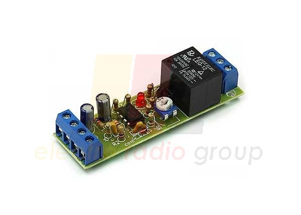 Радиоконструктор Датчик протікання води K253