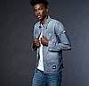 Джинсовая рубашка Levi's® NFL Vintage Chambray Shirt - Denver Broncos