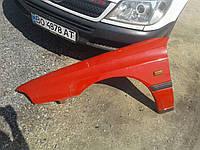Крыло переднее левое Mazda 626 GD 1987-1991г.в. купе красное