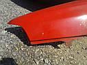 Крыло переднее левое Mazda 626 GD 1987-1991г.в. купе красное , фото 2