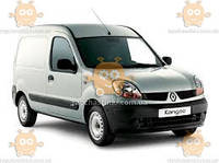 Ветровик Renault Kangoо I фургон 1998-2009 (скотч) AV-Tuning