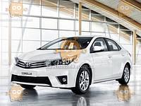 Ветровик Toyota  Corolla XI (E160, E170) седан 2013 ->  (скотч) ANV