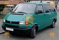 Ветровик VW Transporter T4 фургон 1990-2003 (скотч) ANV