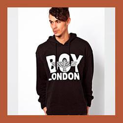 Толстовки и худи Boy London