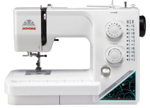 Швейная машинка JANOME JUBILEE 60507
